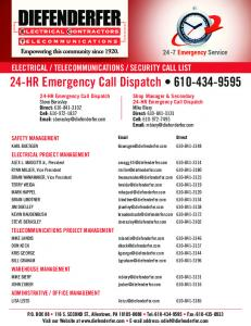 to View/Download Full Diefenderfer Contact List