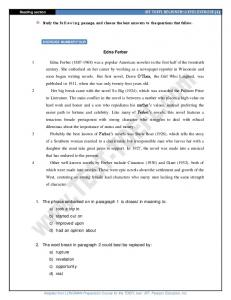 TOEFL Reading Practice 4 - Learn English Test