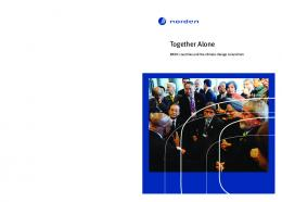 Together Alone - Stockholm Environment Institute
