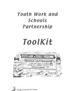 ToolKit - Youth Work Wales