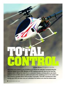 total control - Model Airplane News