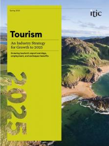 Tourism: An industry strategy for growth to 2025 - Irish Tourism