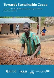 Towards Sustainable Cocoa - Wageningen UR E-depot - WUR