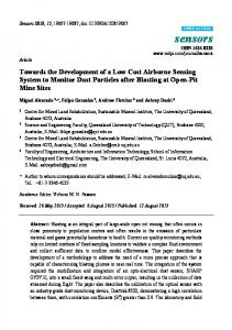 Towards the Development of a Low Cost Airborne ... - Semantic Scholar