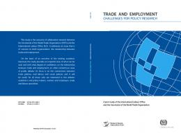 trade and employment - World Trade Organization
