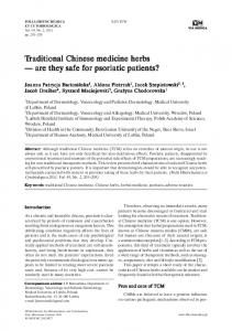 Traditional Chinese medicine herbs raditional Chinese medicine ...