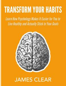 Transform Your Habits, 2nd Edition