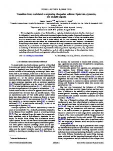Transition from modulated to exploding dissipative solitons: Hysteresis ...