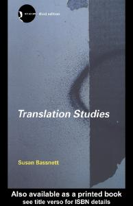 Translation Studies, Third Edition