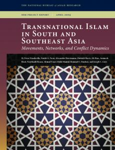 Transnational Islam in South and Southeast Asia