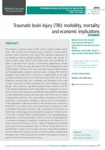 Traumatic brain injury (TBI) - International Medical Publisher