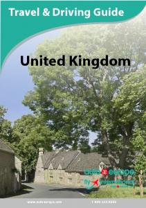 Travel & Driving Guide: UK - Auto Europe