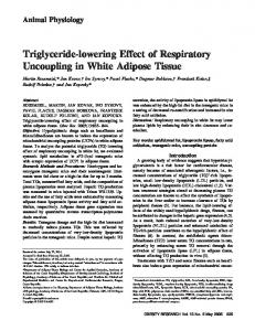 Triglyceridelowering Effect of Respiratory ... - Wiley Online Library
