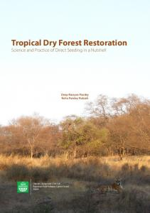 Tropical Dry Forest Restoration