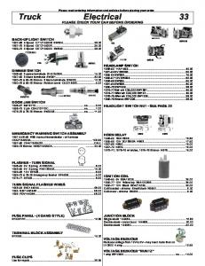 Truck Electrical 33 - Melvin's Classic Ford Parts