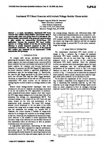 TuF4-2 : Interleaved PFC Boost Converter with ... - Semantic Scholar