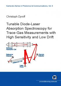 Tunable diode-laser absorption spectroscopy for trace-gas ...