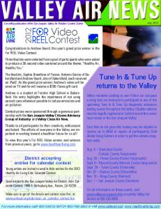 Tune In & Tune Up returns to the Valley