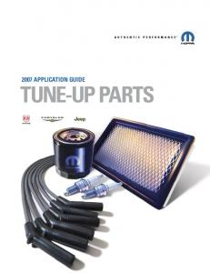 TUNE-UP PARTS