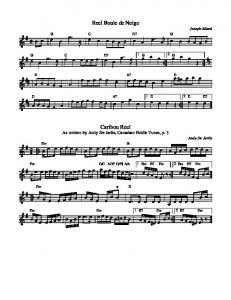 Tunes.pdf - NH Country Dance