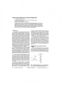 Tunnel-current oscillations in a transverse magnetic field - JETP