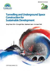 Tunnelling and Underground Space Construction for
