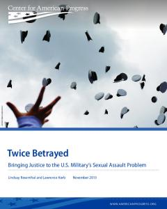 Twice Betrayed - Center for American Progress