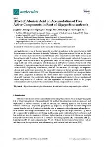 Type of the Paper (Article - MDPI