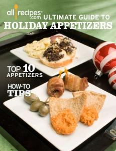Ultimate Guide to Holiday Appetizers - Allrecipes