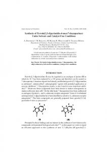 Under Solvent- and Catalyst-Free Conditions