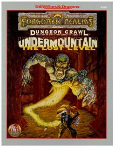 Undermountain: The Lost Level