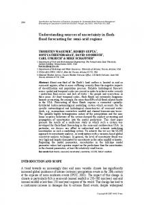 Understanding sources of uncertainty in flash-flood forecasting for ...