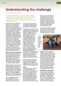 Understanding the challenge - Forced Migration Review