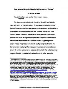 Unintended - SSRN papers