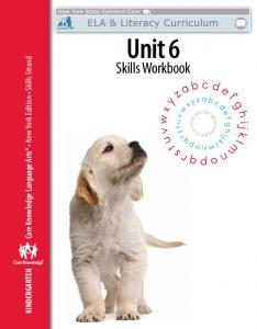 Unit 6: Workbook - EngageNY