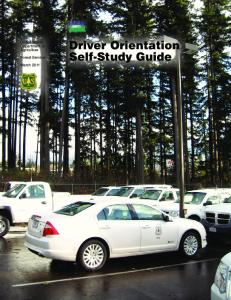 United States Driver Orientation Self-Study Guide