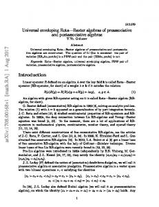 Universal enveloping Rota-Baxter algebras of preassociative and ...
