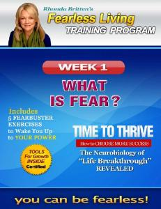 Untitled - Fearless Living Training Program