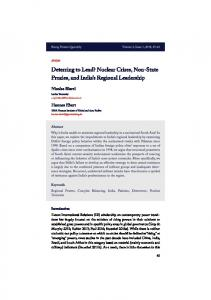 Untitled - Rising Powers in Global Governance
