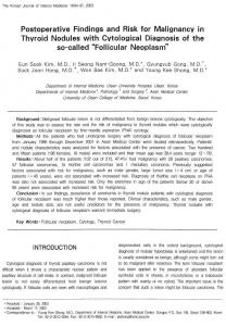 Untitled - The Korean Journal of Internal Medicine