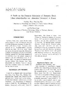 Untitled - The Korean Journal of Parasitology
