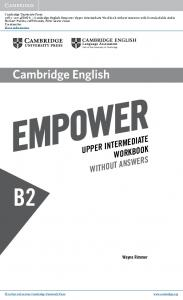 UPPER INTERMEDIATE WORKBOOK WITHOUT ANSWERS