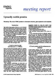 Upwardly mobile proteins - Wiley Online Library