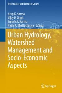Urban Hydrology, Watershed Management and Socio ...