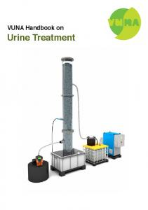 Urine Treatment - Eawag