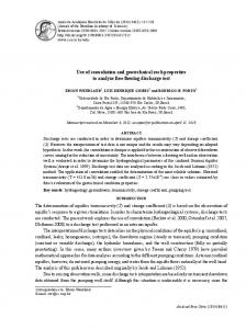 Use of convolution and geotechnical rock properties to ... - SciELO
