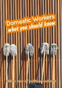 Useful Document - Domestic Workers, what you should know