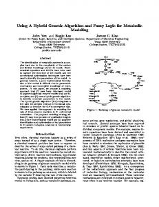 Using A Hybrid Genetic Algorithm and Fuzzy Logic ... - Semantic Scholar