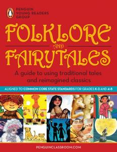 Using Folklore and Fairytales in the Classroom