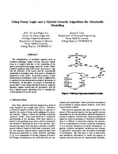 Using Fuzzy Logic and a Hybrid Genetic Algorithm ... - Semantic Scholar